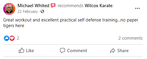 3, Wilcox Karate Academy in Independence, MO