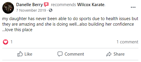 9, Wilcox Karate Academy in Independence, MO