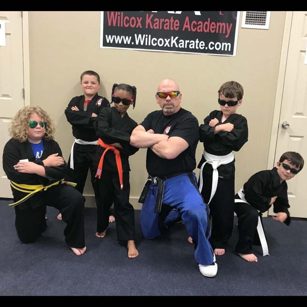 Billy Ray Wilcox 1024x1024, Wilcox Karate Academy in Independence, MO