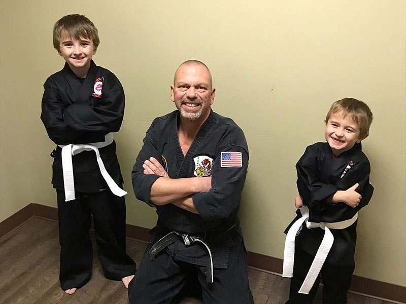 preschool martial arts training in independance